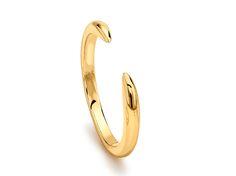 Missoma 18ct Gold Ve