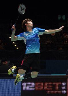 Lee Chong Wei smash badminton | Badminton | Pinterest ...