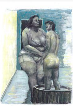 shemale femdom cartoons