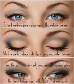 """How do you apply eyesahdow to hooded eyes? Read this simple how-to and with illustration: <a href=""""http://www.sesora.com/hoodwinked/"""" rel=""""nofollow"""" target=""""_blank"""">www.sesora.com/...</a>"""
