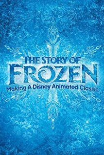 Poster do filme The Story of Frozen: Making a Disney Animated Classic