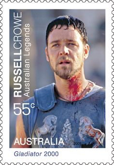 Image result for Australian legends stamps Maximus