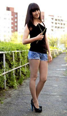 Kaley Kade Mini Skirts Pinterest