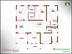 Kerala House Plan Photos And Its Elevations Contemporary Style Elevation Traditional Home 4 Bedroom