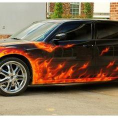 Real Fire XXX On Pinterest Custom Paint Jobs Airbrush Art And Hot Rods