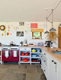 quirky kitchen gatekeepers cottage pinterest kitchens on kitchen ideas quirky id=65999
