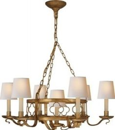 This Chandelier Was Designed By Suzanne Kasler For Visual Comfort And It Comes In Both