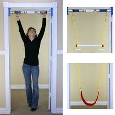 1000 Images About Doorway Frame Pull Up Bar On Pinterest