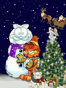 1000 Images About Garfield Xmas On Pinterest Xmas