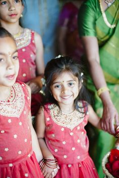 1000 Images About Indian Flower Girls And Ring Bearers On