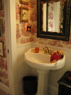 1000 Images About Toile Wallpaper On Pinterest Toile