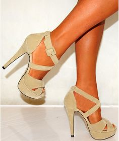 1000+ images about Beige heels on Pinterest | Beige heels ...