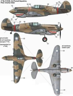 1000 Images About P40 Warhawk On Pinterest Scale Model Lend Lease And Russian Fighter