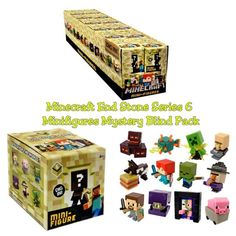Roblox Mystery Blind Box Figures Assortment Series 1 Full ...