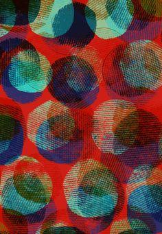 Textured Circles - S