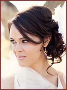 side swept updo on pinterest wedding hair side belle hair and side swept curls