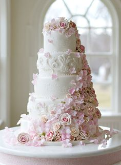 bolos de casamento 2016