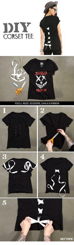 Convierte una camise