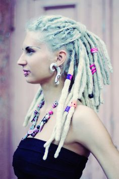 1000 images about synth and natural dreadlocks on pinterest dreads dreadlocks and partial dreads