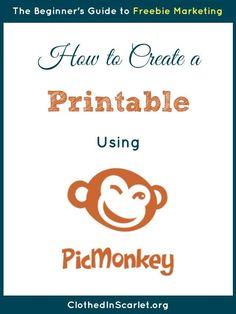 How to Create a Prin