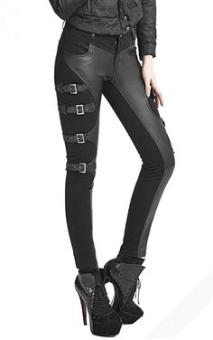 Gothic trousers from