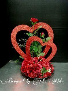 Valentines Day Arrangements On Pinterest Valentine