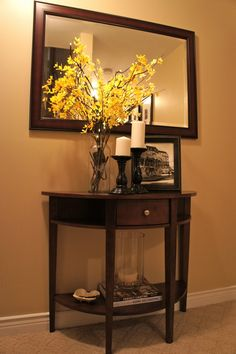 two story foyer with shelf above door with window what on small entryway console table decor ideas make a statement with your home s entryway id=90783