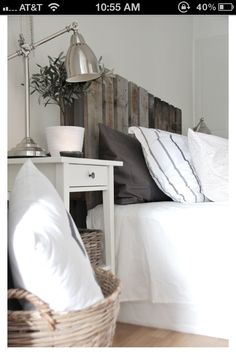 1000 Images About Barn Board Headboards On Pinterest