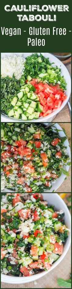 Tabouli that is low