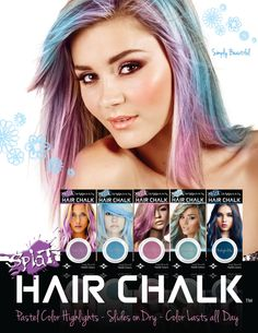 1000 images about hair chalk on pinterest hair chalk batiste dry shampoo and midnight blue