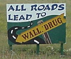 wall drug sign pennington county south dakota wall on wall drug id=29861