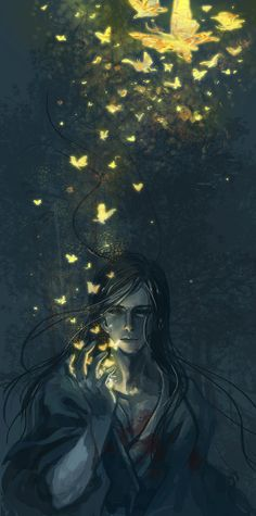Spirit Butterfly by