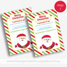 Christmas Magazine Subscription Gift Certificate