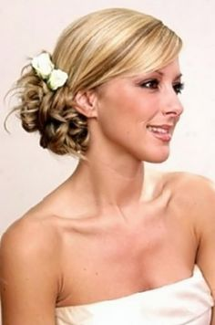 1000 images about wedding prom hair on pinterest wedding hairs bridal hair and half up
