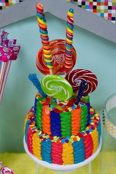 1000 Images About Gummy Cakes On Pinterest Gummy Bear