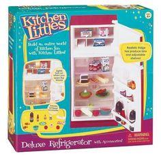1000 Tyco Kitchen Littles Barbie