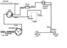 Alternator wiring diagram | 411 amps volts switch n