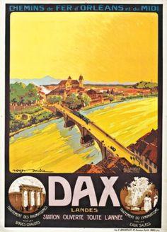 Poster do filme Landes