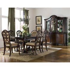 Dining Room Sets Silver Pearls And Monte Carlo On Pinterest