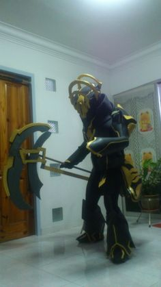 Warframe Excalibur Ideas For Cosplay For Me Pinterest