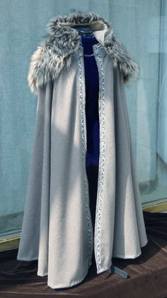 1000 Images About Cloaks Coats And Mantles On Pinterest