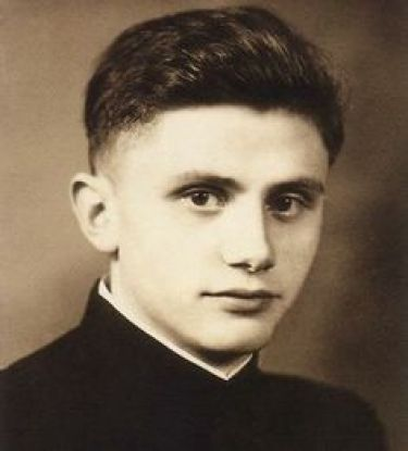 Image result for joseph ratzinger young