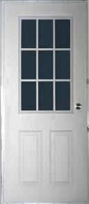 30 Quot X 72 Quot Kinro Out Swing Exterior Door With Vertical