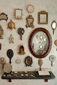 ..mirror wall