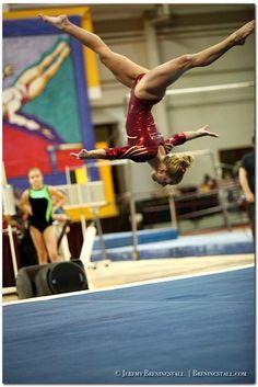 Gymnastics on Pinterest | Gymnastics Team, University Of ...