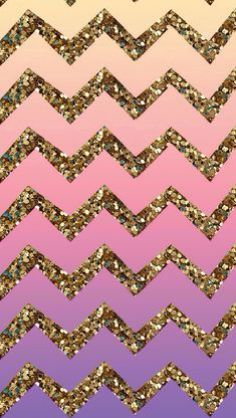 30 Pretty Iphone Wallpapers That Don T Cost A Thing Glitter Background Chevron Is Amazing This Especially Cute
