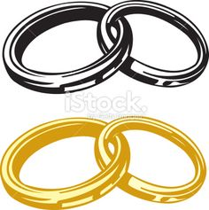 Image Result For Wedding Rings Illustration