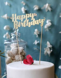 Happy Birthday SVG File Birthday Ideas Birthday Cake