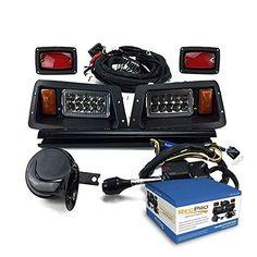 Club Car Light Wiring Diagram on 36v electric golf cart wiring diagram  | Yamaha | Pinterest