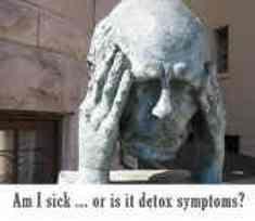 Detox Headache. When